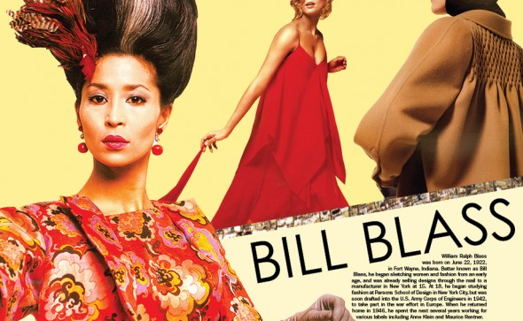 bill blass FEATURE